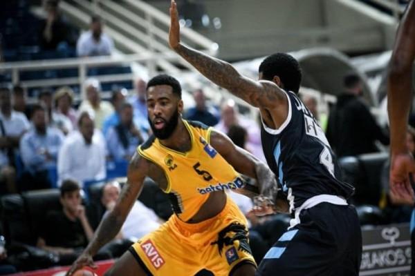 Basket League: Άνετη νίκη για την  ΑΕΚ κόντρα στον Κολοσσό Ρόδου! (Video)
