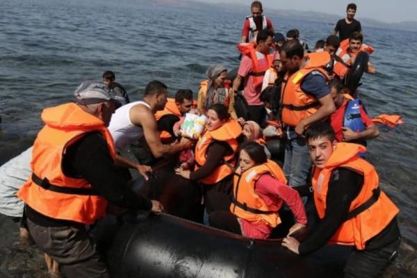 Λέσβος: Ακόμη 377 μετανάστες και πρόσφυγες έφτασαν στο νησί!