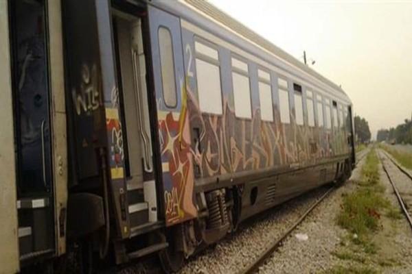 Συναγερμός! Εκτροχιάστηκε τρένο στο Λιανοκλάδι! (Video)