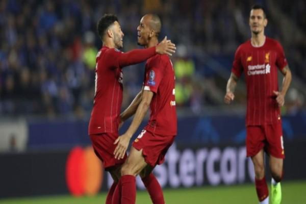 Champions League: Εντυπωσιακή η Λίβερπουλ! Σημαντικές νίκες για Μπαρτσελόνα, Ιντερ και Νάπολι! (Video)