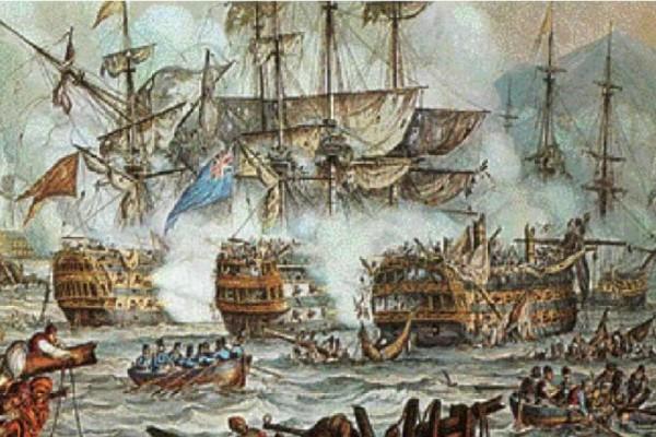 448 χρόνια από τη Ναυμαχία της Ναυπάκτου!