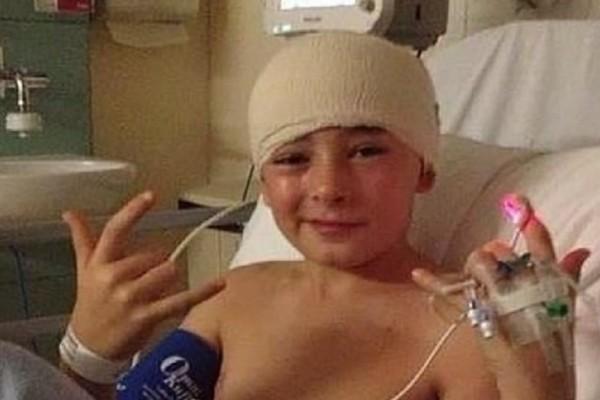 Ο πιτσιρικάς που νίκησε τον καρκίνο: Του είπαν πως έχει 18 μήνες ζωής αλλά..