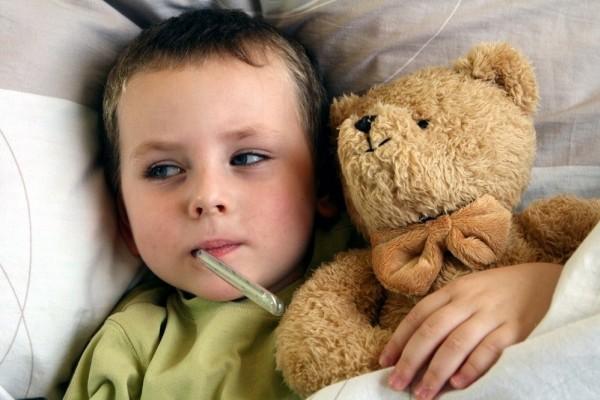 Σας έχουμε τη λύση: Έτσι θα θωρακίσετε το παιδί σας απ' τις χειμερινές ασθένειες!
