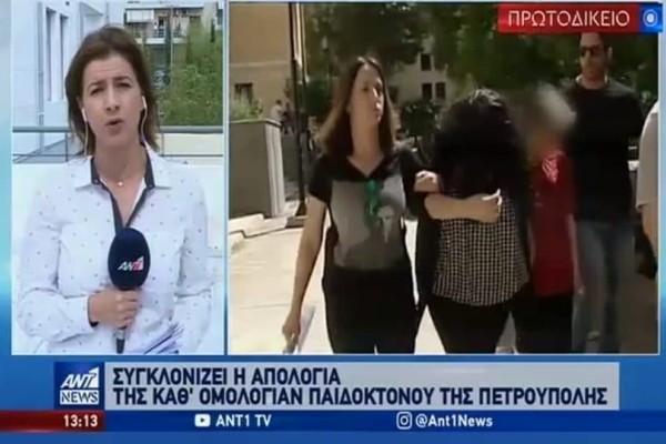 Συγκλονίζει η παιδοκτόνος της Πετρούπολης! Ο εισαγγελέας ζήτησε ηπιότερη μεταχείριση! (Video)
