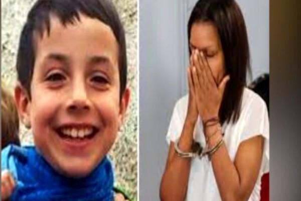 Σοκ! «Σατανική μητριά σκότωσε 8χρονο και τον έθαψε στο χωράφι! (Video)