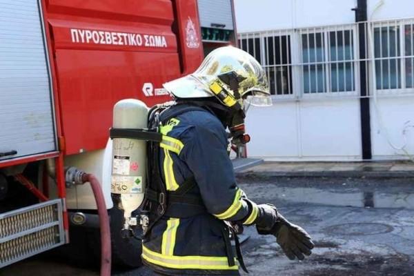 Συναγερμός στη Θεσσαλονίκη: Φωτιά σε σχολείο!