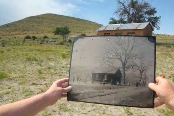 Άνδρας αγόρασε φωτογραφία για 2 δολάρια! Όταν την κοίταξε καλύτερα ανακάλυψε την αλήθεια..