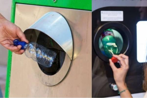 Ρώμη: Οι κάτοικοι μπορούν να ανακυκλώσουν μπουκάλια με αντάλλαγμα εισιτήρια μετρό και λεωφορείου!