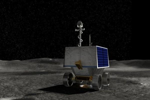NASA: Νερό θα αναζητήσει το ρόβερ Viper στη Σελήνη το 2020!