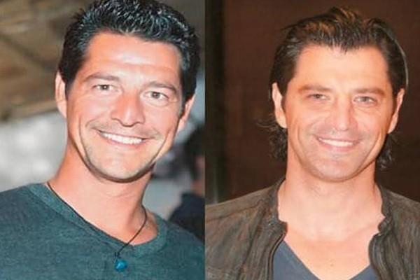 Πλάκα κάνεις: Κι όμως αυτός είναι ο αδελφός του Σάκη Ρουβά! Και ΔΕΝ είναι δίδυμοι!