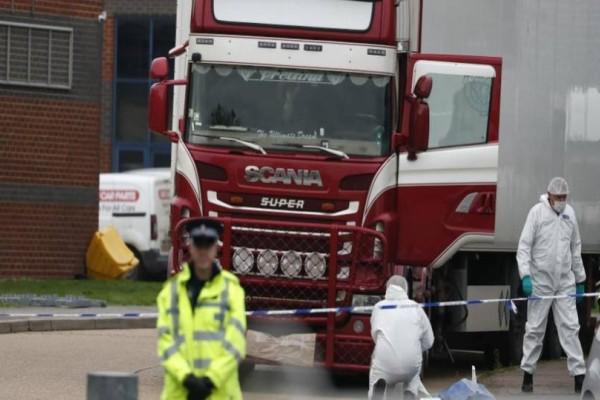 Λονδίνο: Κινέζοι και οι 39 νεκροί στο