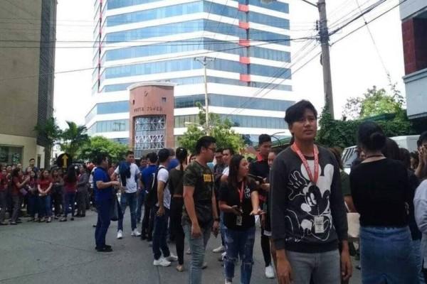 Θλίψη: Νεκρός μαθητής και πολλοί τραυματίες μετά από σεισμό!