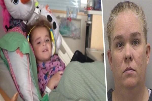 Φρίκη! Σατανική μητέρα σκότωσε το παιδί της για να πάρει τις δωρεές! (Video)