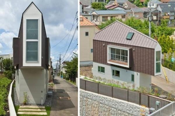 Απίστευτο: Απλό, εντυπωσιακό αλλά και συνάμα το πιο περίεργο σπίτι του κόσμου!