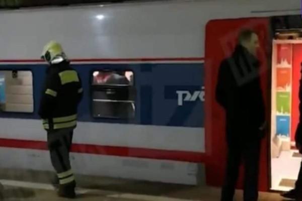 Συναγερμός: Τρένο εκκενώθηκε λόγω υψηλών επιπέδων ραδιενέργειας!
