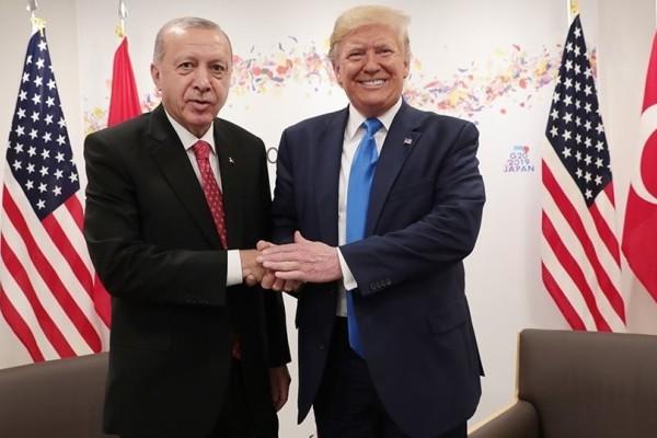 Συμφωνία ΗΠΑ - Τουρκίας: Στοπ στα πυρά στη Συρία για 120 ώρες!