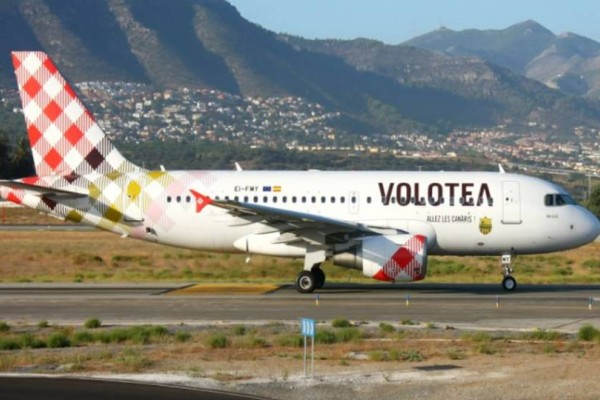 Volotea: Απίστευτη προσφορά με πτήσεις από 17 ευρώ! Κλείστε θέση τώρα