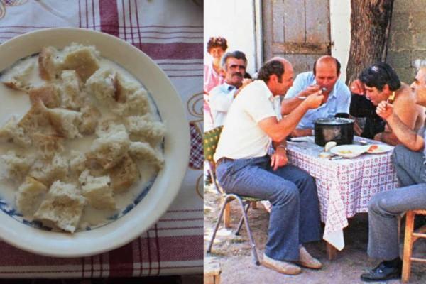 Βραστόγαλο: Το φαγητό που έτρωγαν οι γονείς και οι παππούδες μας!