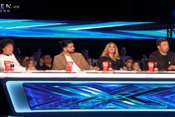 X-Factor: Έκανε το ακατόρθωτο ο Γιώργος Θεοφάνους! «Πάντρεψε» δύο συγκροτήματα! (Video)