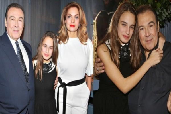 Τόλης Βοσκόπουλος: Πάθαμε πλάκα με την 18χρονη κόρη του! Είναι ίδια η Άντζελα Γκερέκου!