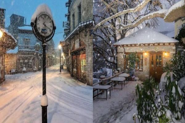 29+1 μέρη στην Ελλάδα που θυμίζουν παραμύθι τον χειμώνα!