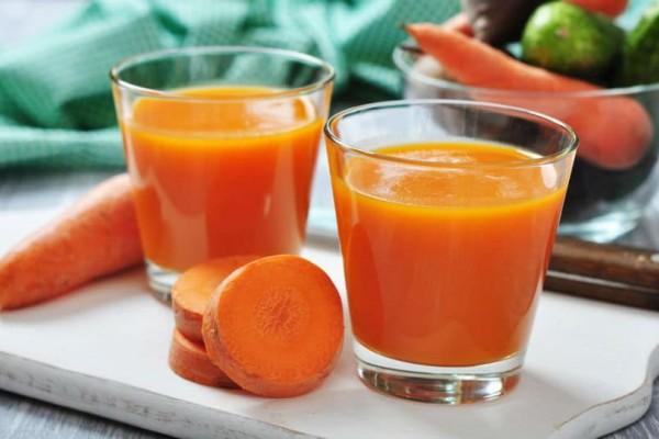Χυμός καρότου: Τα οφέλη του στον οργανισμό μας!