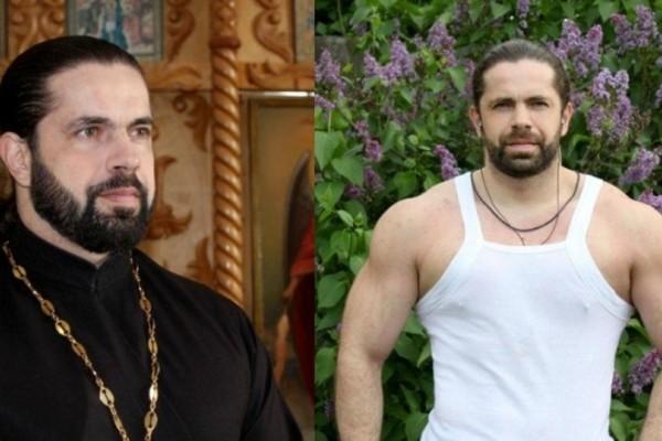 Πάτερ Μάξιμος: Ο Ορθόδοξος ιερέας που είναι πρωταθλητής στην άρση βαρών και έχει μαύρη ζώνη στο καράτε!