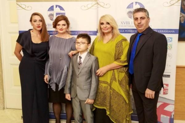 Εμβληματική η «Ελληνική επιστήμη» στα Διεθνή Βραβεία Giuseppe Sciacca 2019 στο Βατικανό