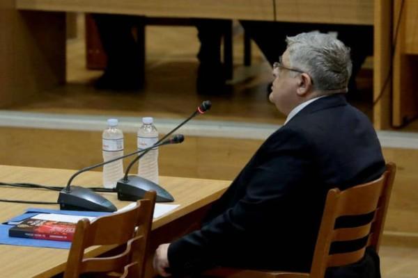 Δίκη Χρυσής Αυγής: Αθώος δηλώνει ο Νίκος Μιχαλολιάκος!