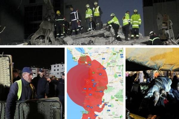 Σεισμός στην Αλβανία: Στους 23 οι νεκροί! Ανυπολόγιστες οι ζημιές - Ημέρα Εθνικού Πένθους! (photos+video)