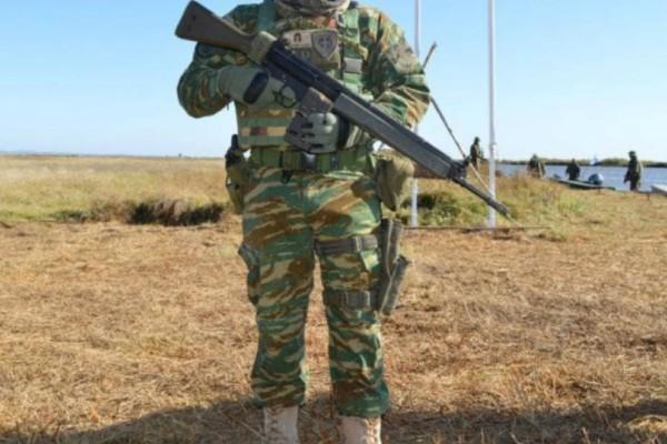 Ορεστιάδα: Θαμμένο βρέθηκε το όπλο του εθνοφύλακα!
