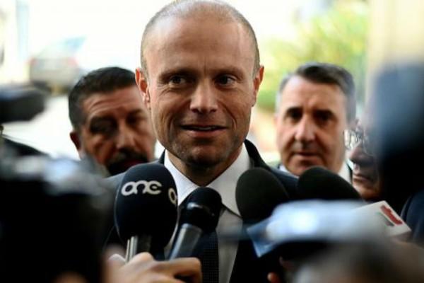 Παραίτηση δήλωσε ο πρωθυπουργός της Μάλτας, Μουσκάτ!