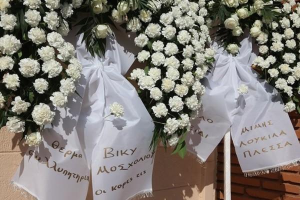 Γιάννης Σπανός: Οι πρώτες εικόνες από την κηδεία του μουσικοσυνθέτη!