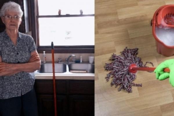 6 μυστικά των γιαγιάδων για τις δουλειές του σπιτιού που οι νέες νοικοκυρές δεν γνωρίζουν