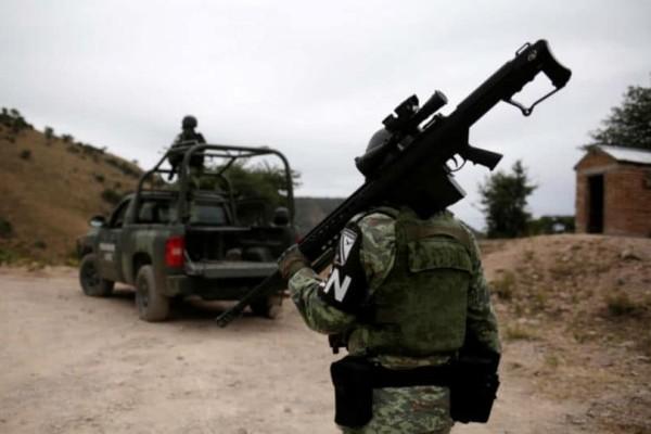 Τραγωδία στο Μεξικό: Πέντε νεκροί αστυνομικοί σε ενέδρα!