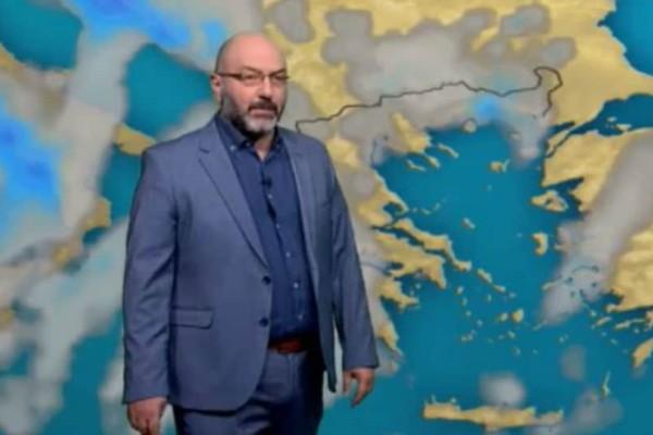 Καιρός: Προσοχή τις επόμενες ώρες σε αυτή την περιοχή! Ο Σάκης Αρναούτογλου προειδοποιεί!