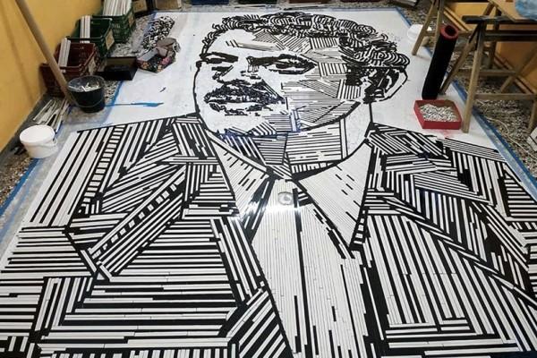 Τρίκαλα: Προσωπογραφία του Βασίλη Τσιτσάνη τοποθετείται στο Μουσείο που φέρει το όνομα του!