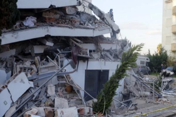 Νέος ισχυρός σεισμός ταρακούνησε την Αλβανία!