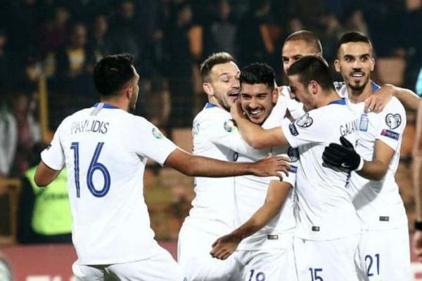 Προκριματικά Euro 2020: Χαμόγελα για την Εθνική!