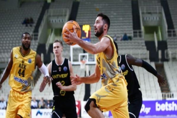 Basket League:  Ψάχνει... αντίδραση η ΑΕΚ κόντρα στον Πανιώνιο! Δύσκολη έξοδος για το Περιστέρι στην Πάτρα!