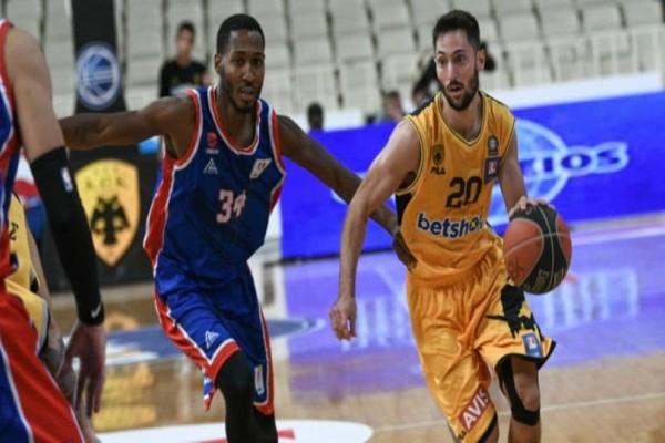 Basket League: Ξέσπασε η ΑΕΚ κόντρα στον Πανιώνιο! (Video)