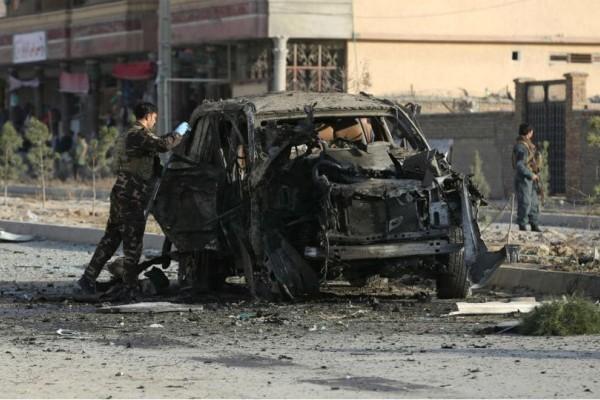 Καμπούλ: 7 ακόμη νεκροί από έκρηξη αυτοκινήτου με παγιδευμένα εκρηκτικά!