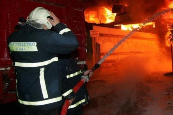 Θρίλερ στην Αργολίδα: Σπίτι πήρε φωτιά!