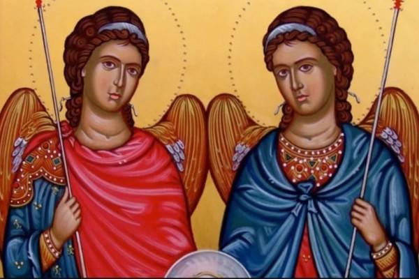 Αρχάγγελοι Μιχαήλ και Γαβριήλ: Ποια η ιστορία τους και γιατί τους γιορτάζουμε;
