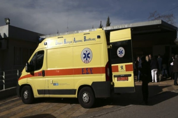 Σοκ: Τραυματίστηκε σοβαρά αστυνομικός σε τροχαίο!