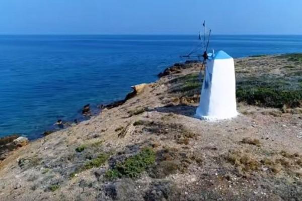 Ο κρυμμένος παράδεισος της Αττικής που θα σας μαγέψει! Απέχει μόλις 40 λεπτά! (Video)