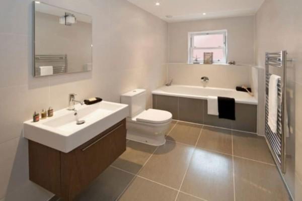 Ανακαίνιση στο μπάνιο: Το απόλυτο κόλπο για να γλιτώσετε χρόνο και χρήματα!