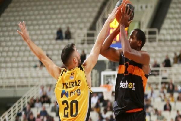Basket League: Η ΑΕΚ πήρε το ντέρμπι με Προμηθέα! (Video)