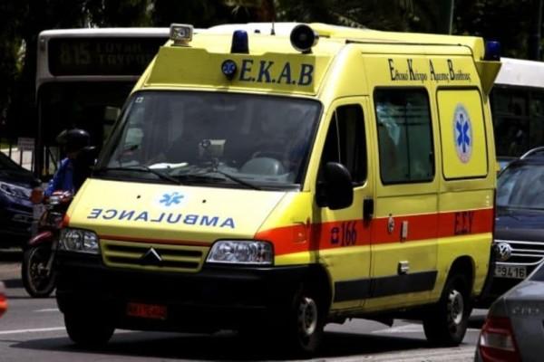 Σοβαρό τροχαίο στην Εύβοια: Κινδύνεψαν δύο μαθητές!