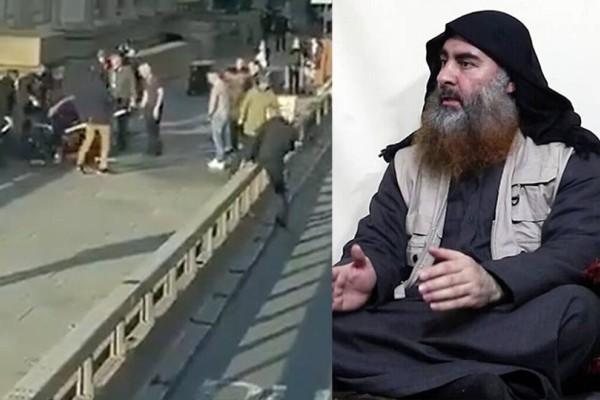 Επίθεση στο Λονδίνο: Πιθανή εκδίκηση για τον θάνατο του αλ Μπαγκνάντι!